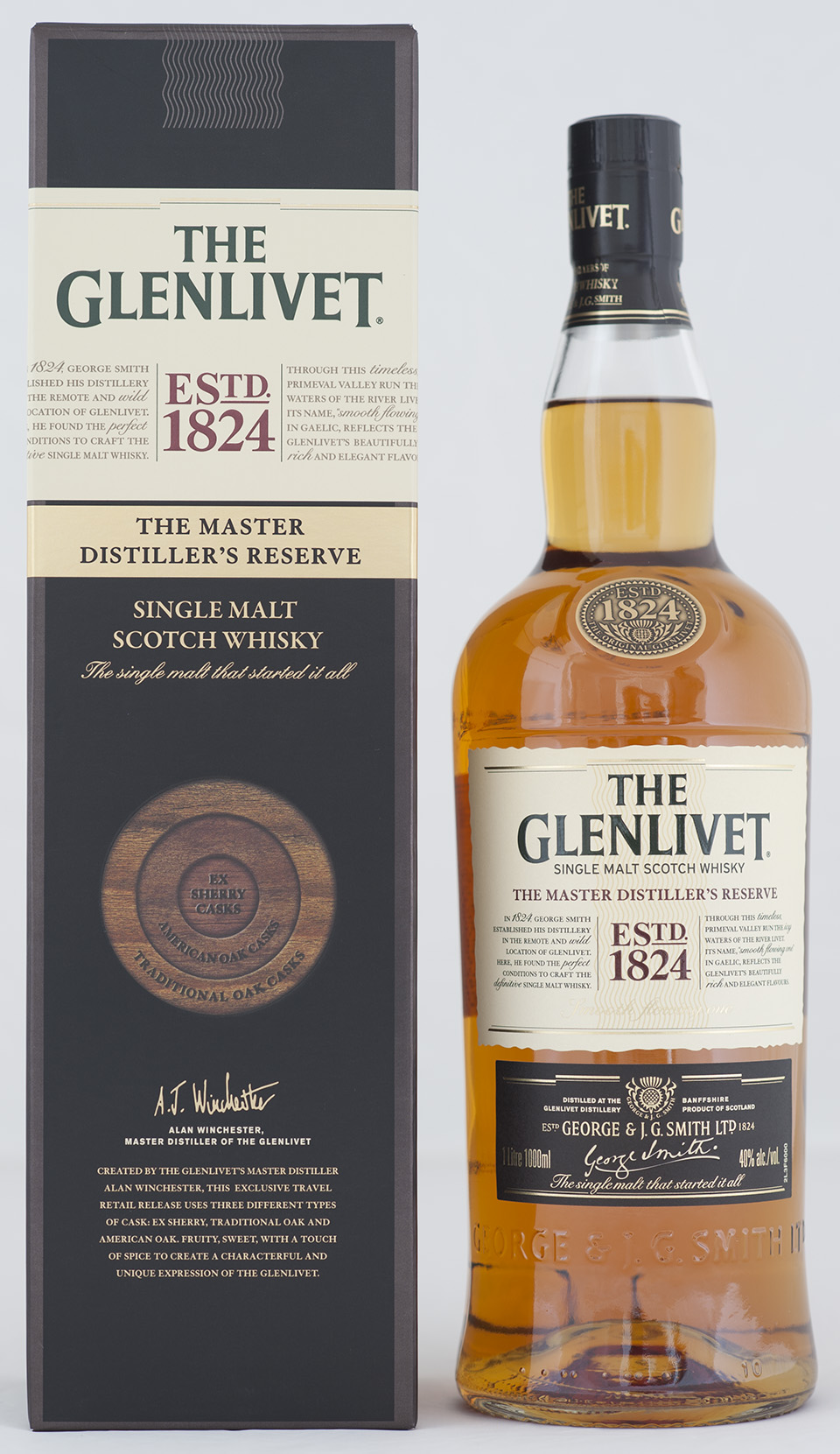 Billede: _DSC5604 The Glenlivet - The Master Distiller's reserve.jpg