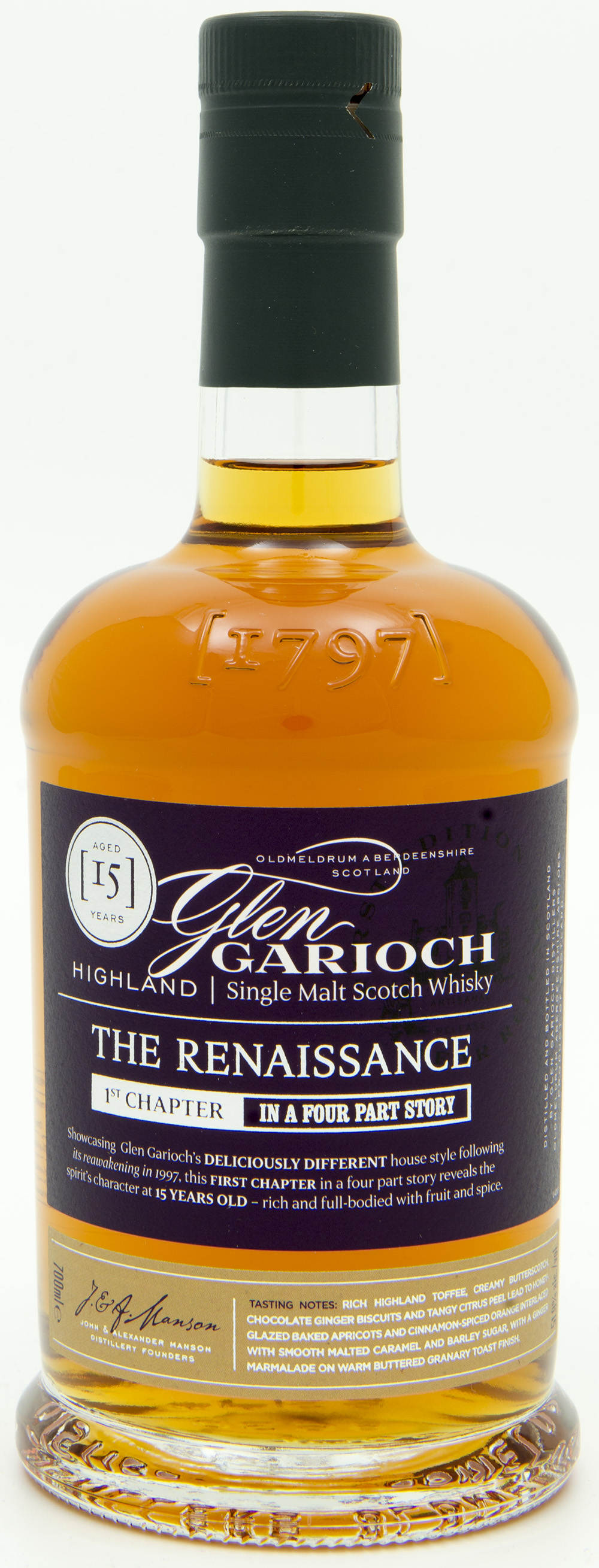 Billede: DSC_6552 Glen Garioch 15 - The Renaissance 1st chapter.jpg
