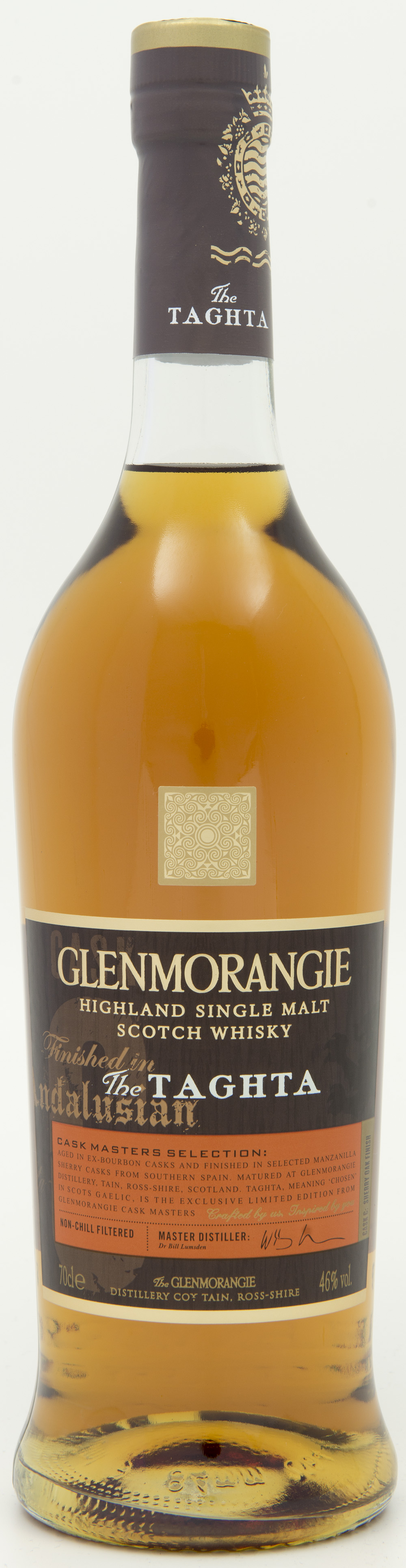 Billede: DSC_8191 - Glenmorangie The Taghta - bottle front.jpg