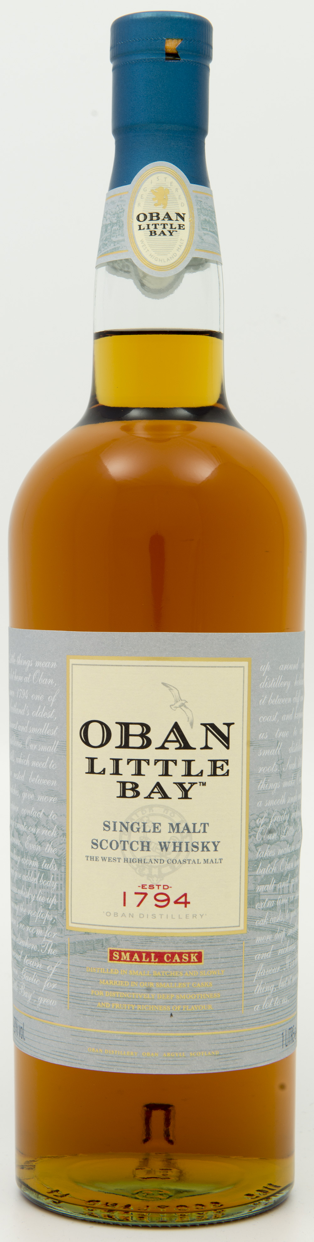 Billede: DSC_8212 - Oban Little Bay - bottle front.jpg