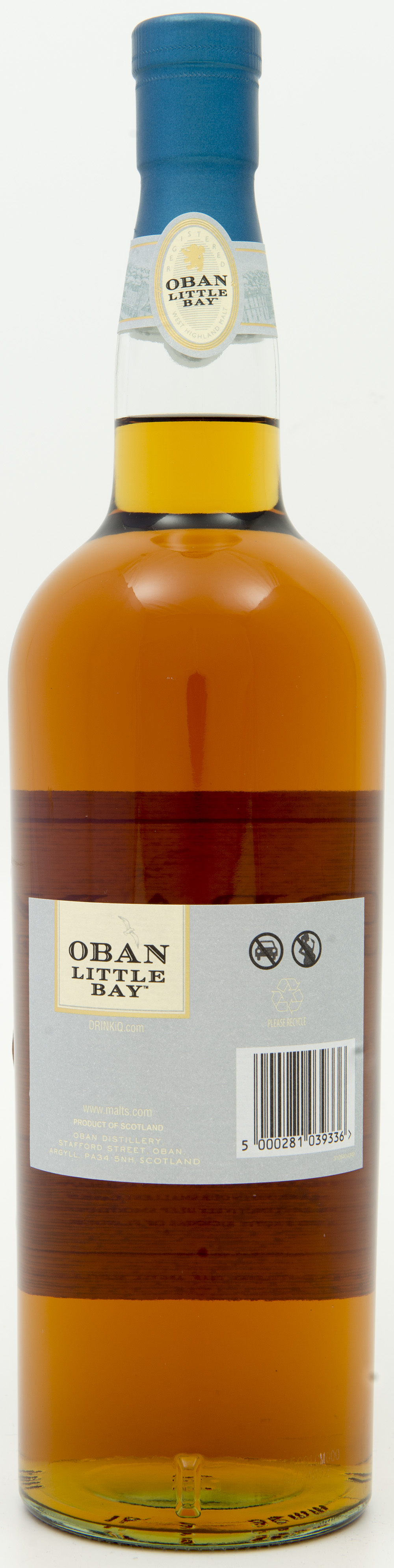 Billede: DSC_8213 - Oban Little Bay - bottle back.jpg