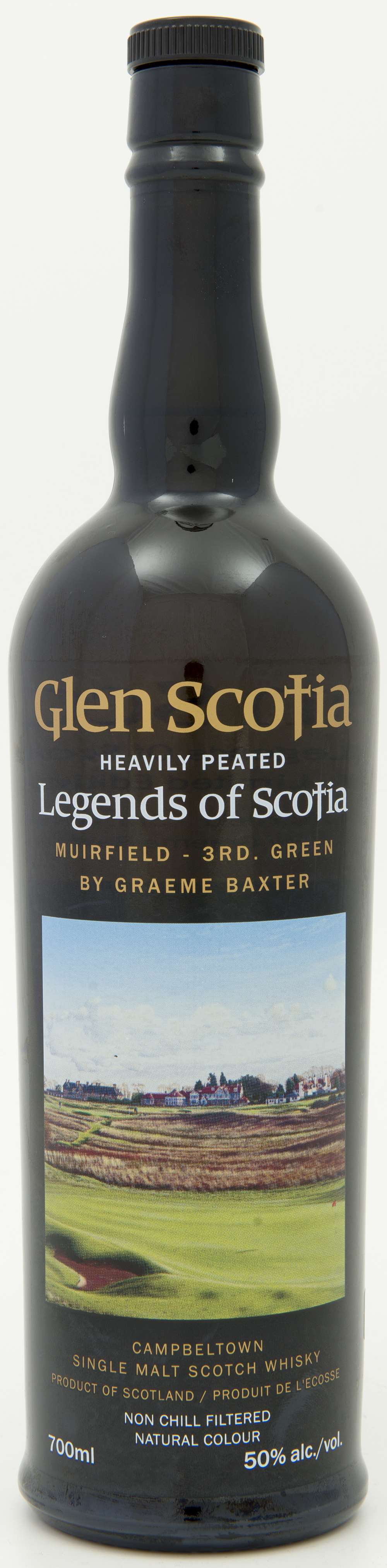 Billede: DSC_8220 - Glen Scotia - Heavily Peated - Legends of Scotia - bottle front.jpg