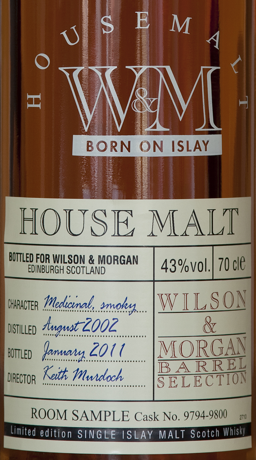 Billede: wm born on islay - label.jpg