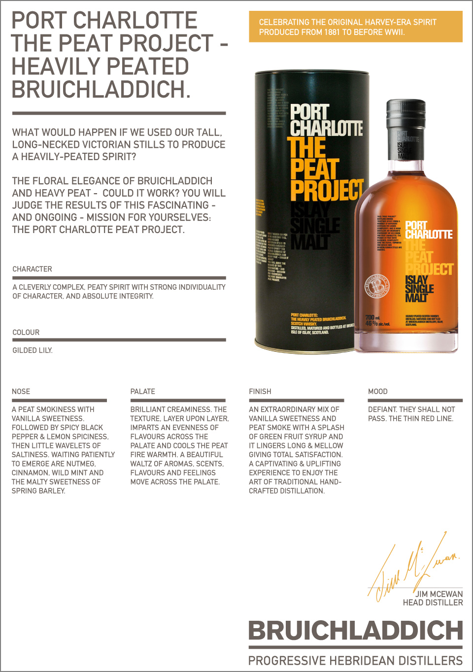 Billede: Bruichladdich Port Charlotte - The Peat Project - Taste Notes.jpg