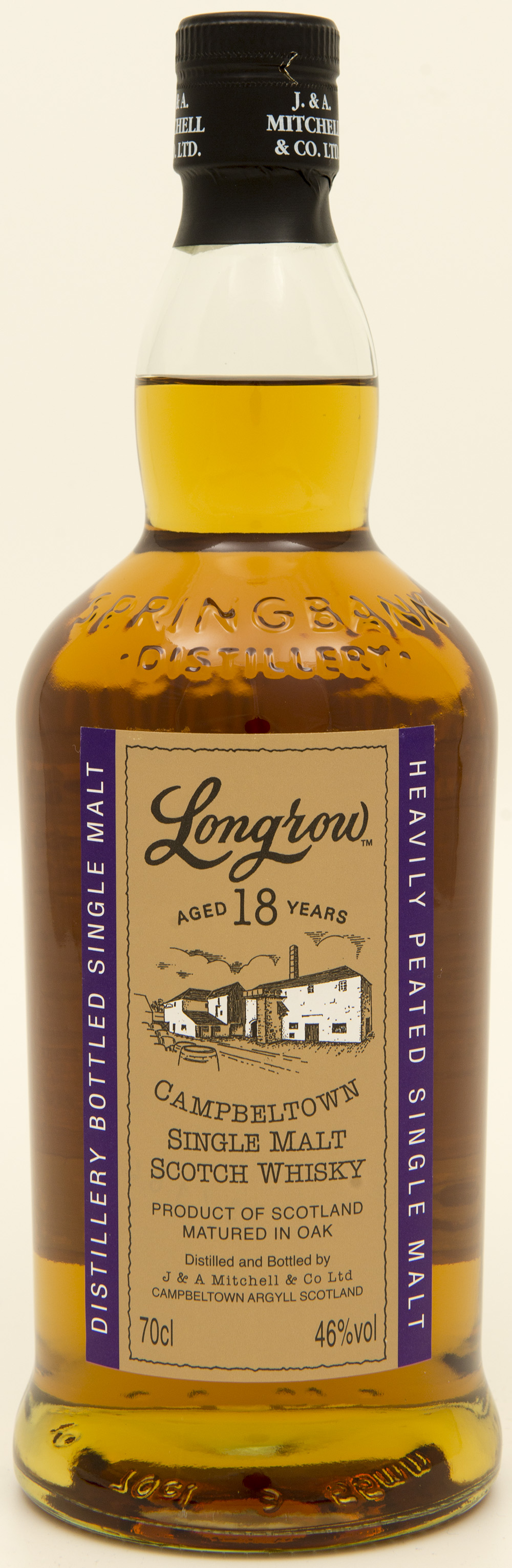Billede: DSC_1312 - Longrow 18 - bottle front.jpg