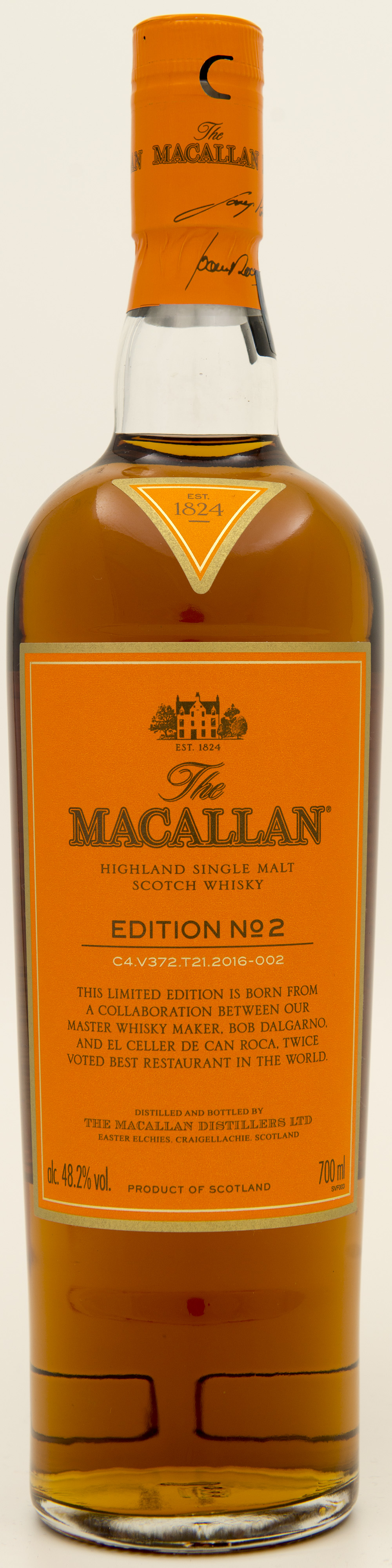 Billede: DSC_1389 - MacAllan Edition No 2 - bottle front.jpg