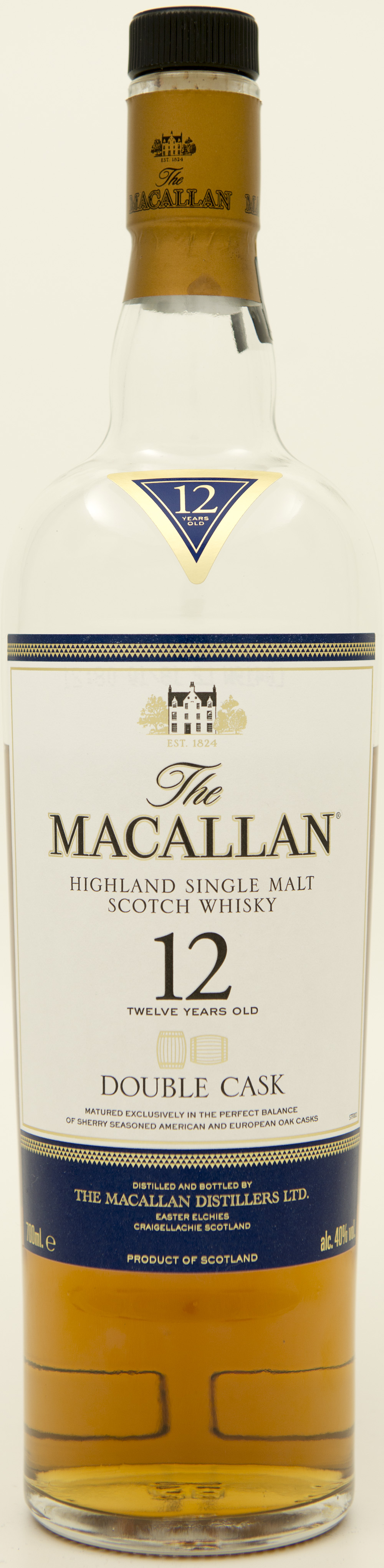 Billede: DSC_3653 - The MacAllan 12 Double Cask - bottle front.jpg