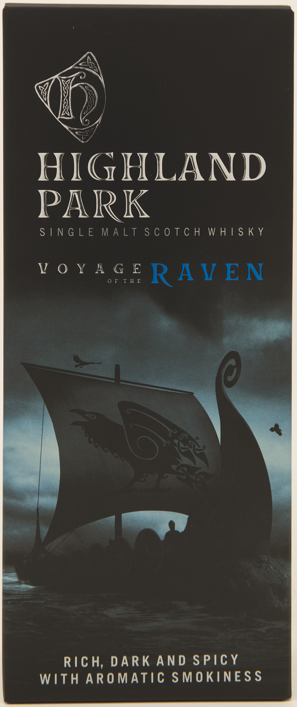 Billede: DSC_3706 - Highland Park - Voyage of the Raven (box front).jpg