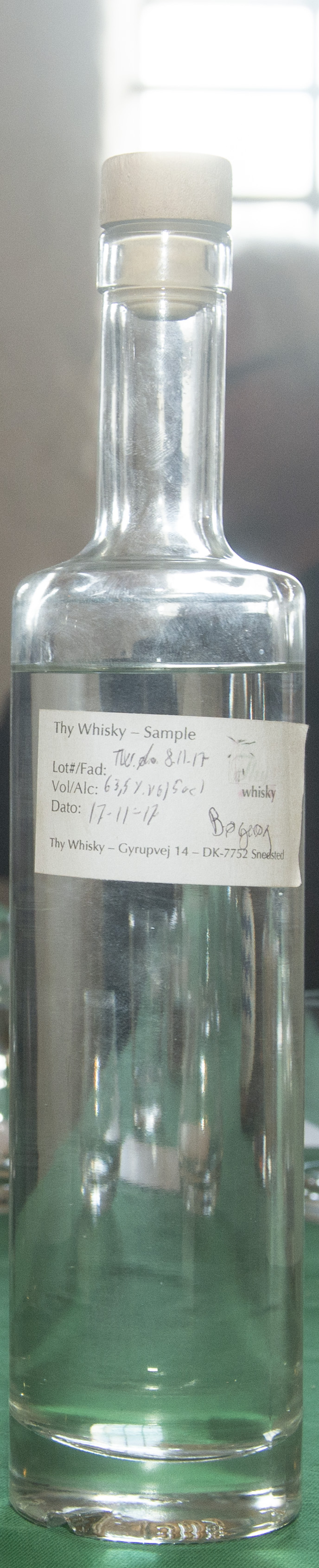 Billede: DSC_4002 - Thy Whisky new make boegeroeg.jpg