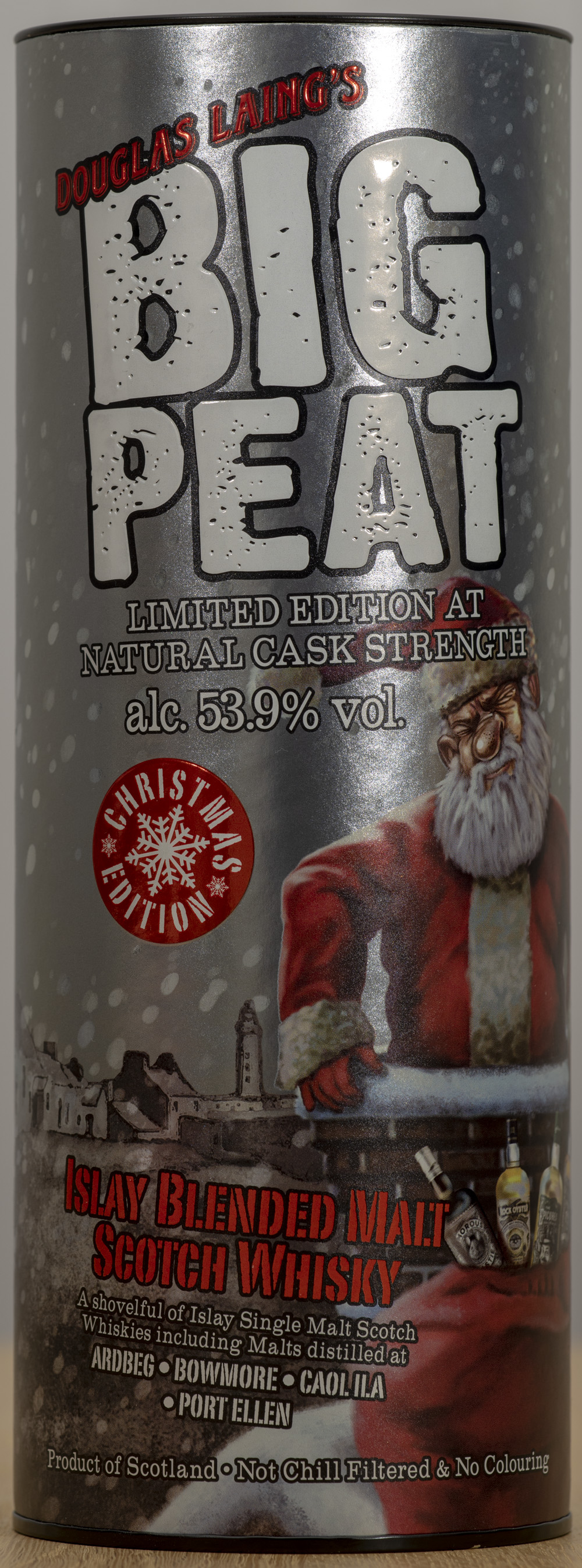Billede: PHC_1564 - Big Peat Christmas Edition 2018 - tube front.jpg