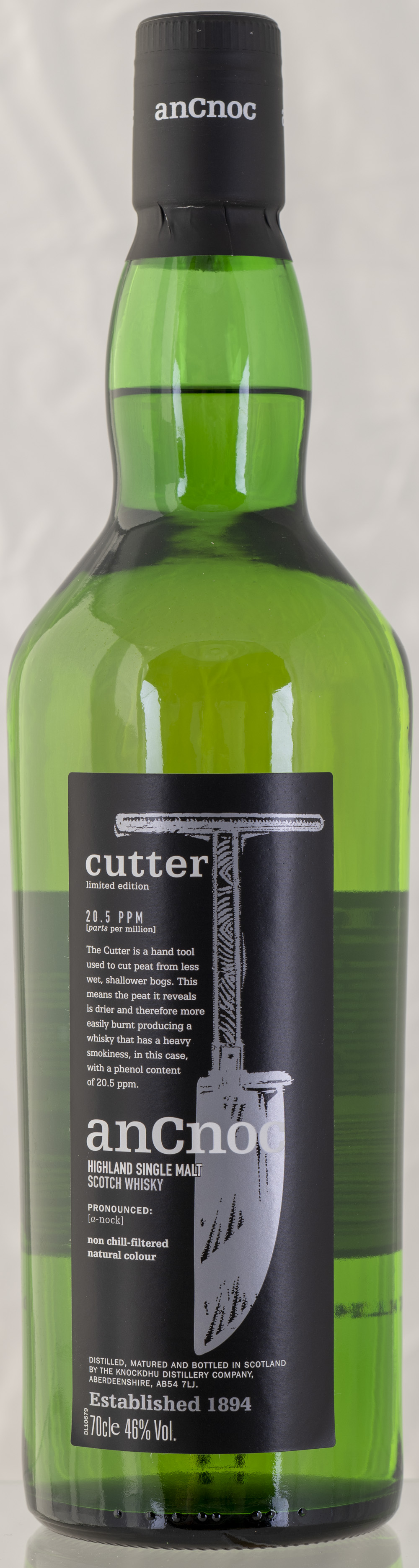 Billede: PHC_2247 - AnCnoc Cutter - bottle front.jpg