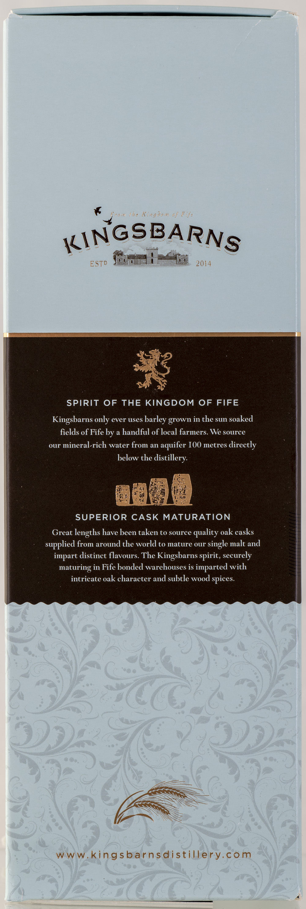 Billede: PHC_2228 - Kingsbarns Dream to Dram - box side.jpg
