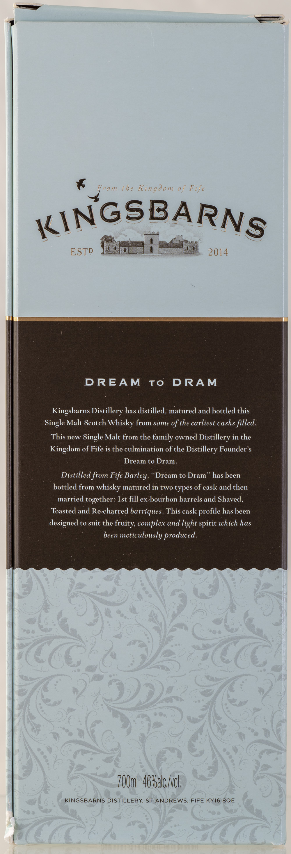Billede: PHC_2229 - Kingsbarns Dream to Dram - box side.jpg