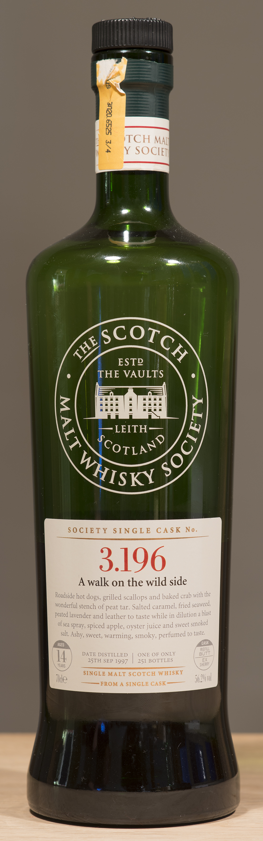 Billede: DSC_0250 SMWS 3.196 - A walk on the wild side.jpg