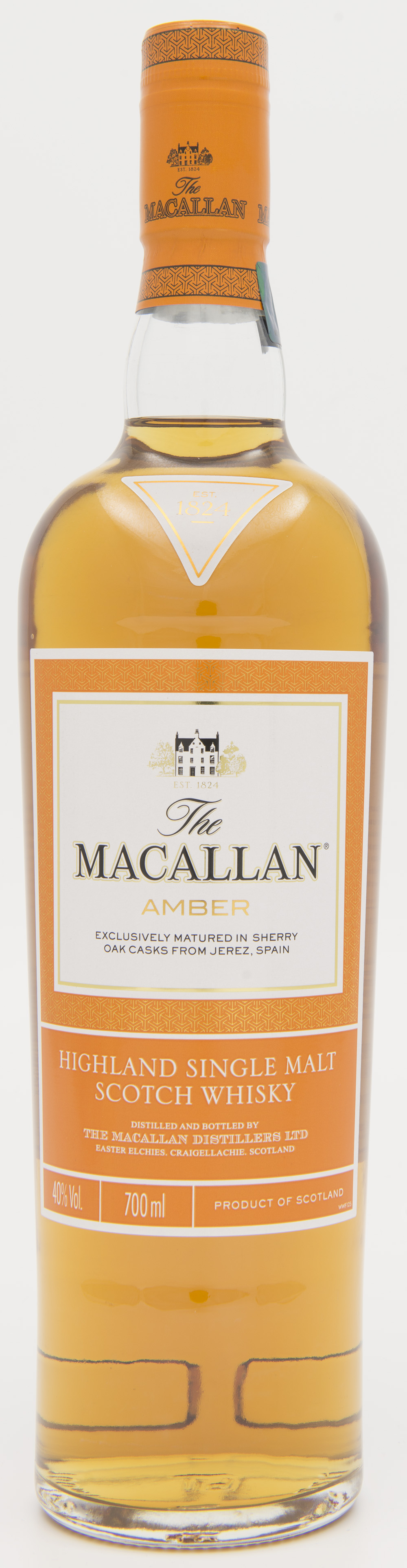 Billede: DSC_3585 The MacAllan Amber - bottle front.jpg