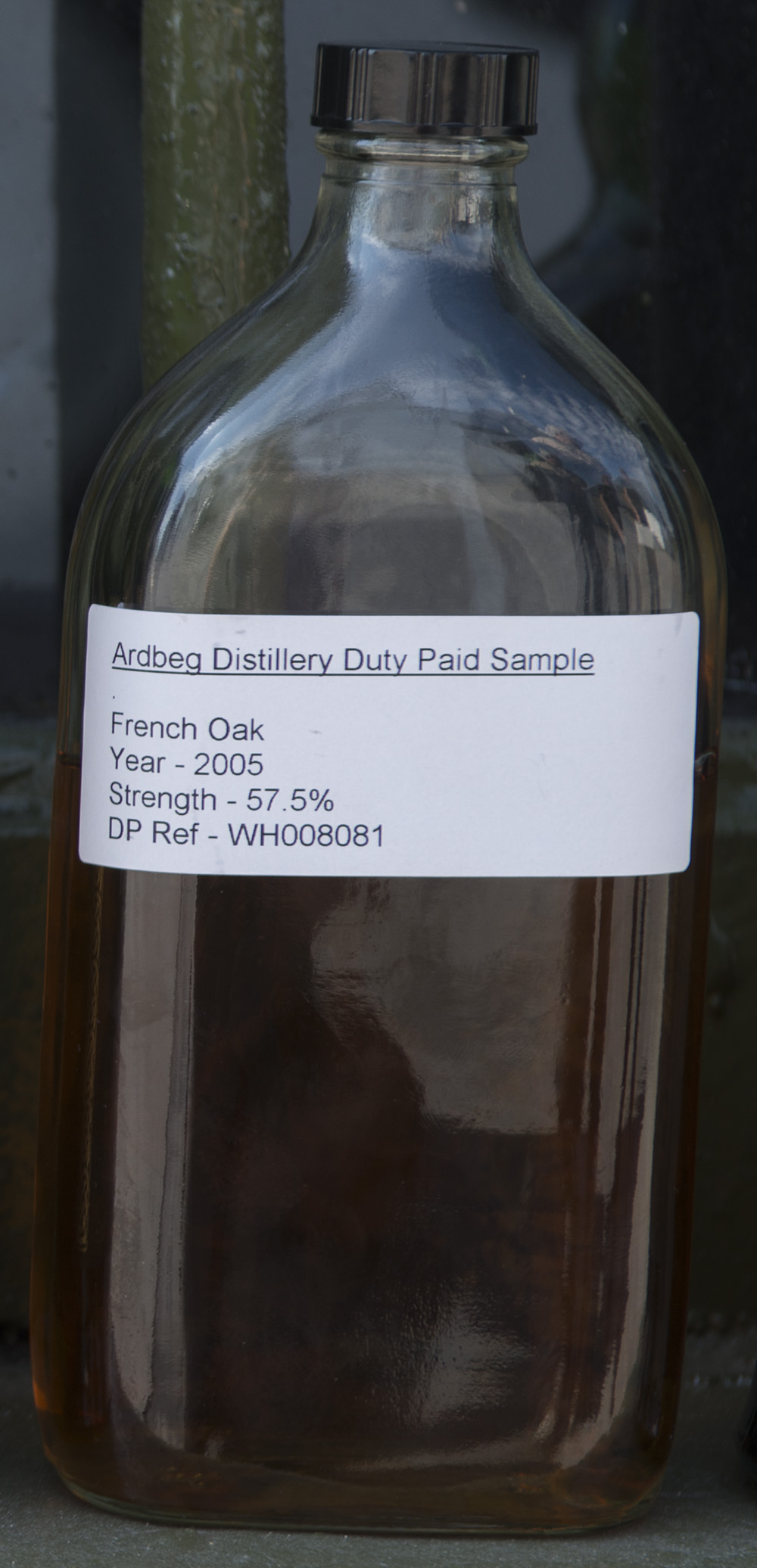 Billede: Ardbeg 2005 - cask sample from french oak.jpg