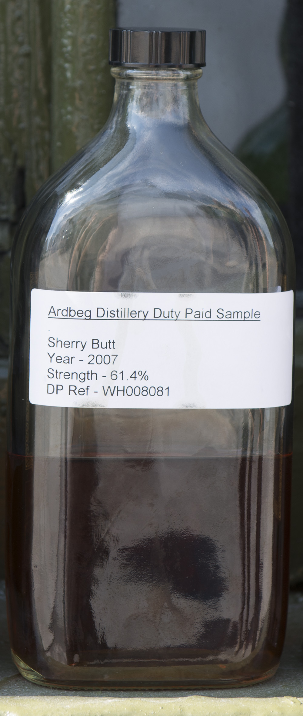 Billede: Ardbeg 2007 cask sample from Sherry Butt.jpg