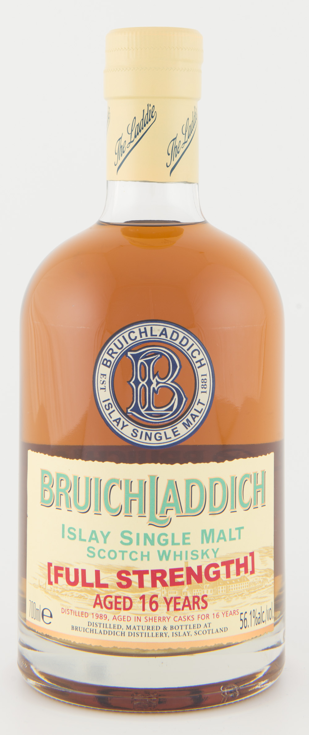 Billede: DSC_3571 Bruichladdich Full Strength 1989 - 16 years.jpg