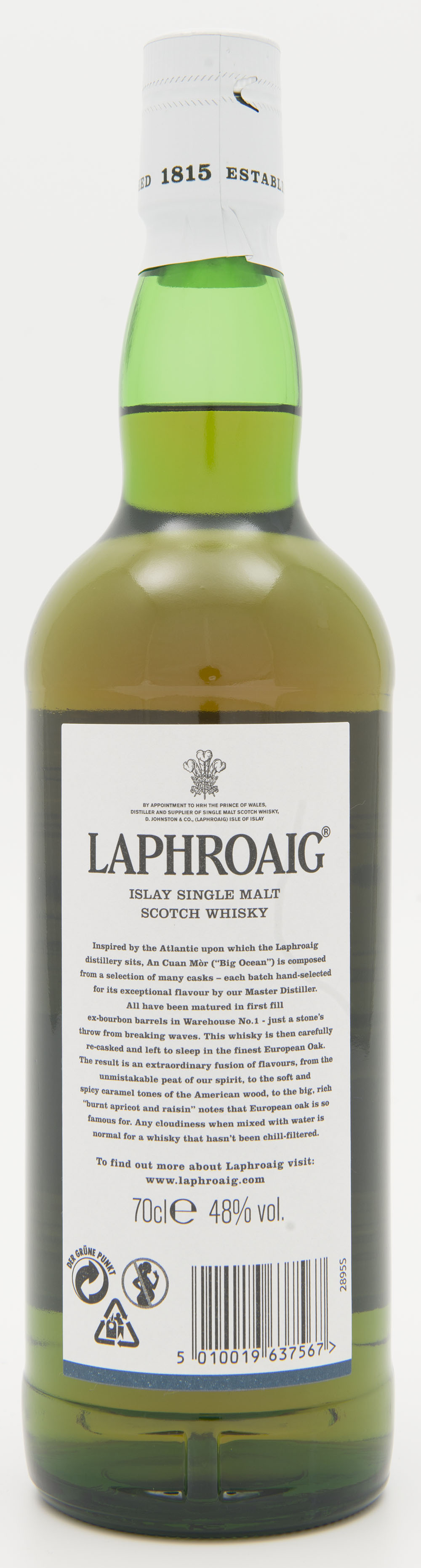 Billede: DSC_3612 Laphroaig - An Cuan Mor - bottle back.jpg