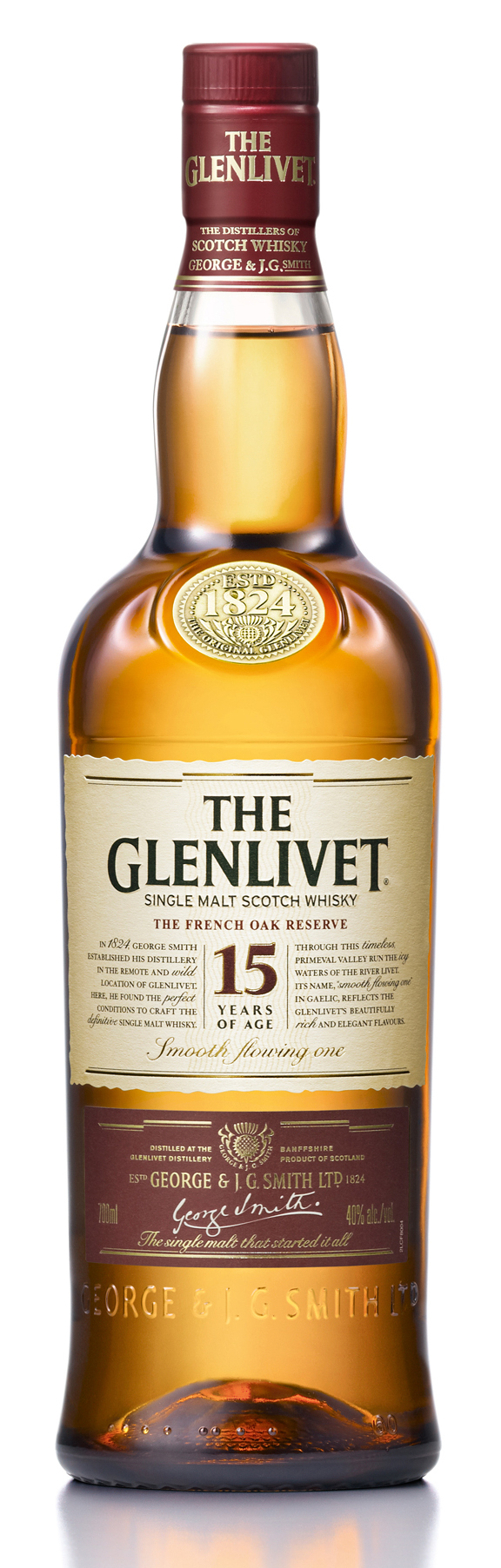 Billede: The Glenlivet 15 French Oak Reserve.jpg