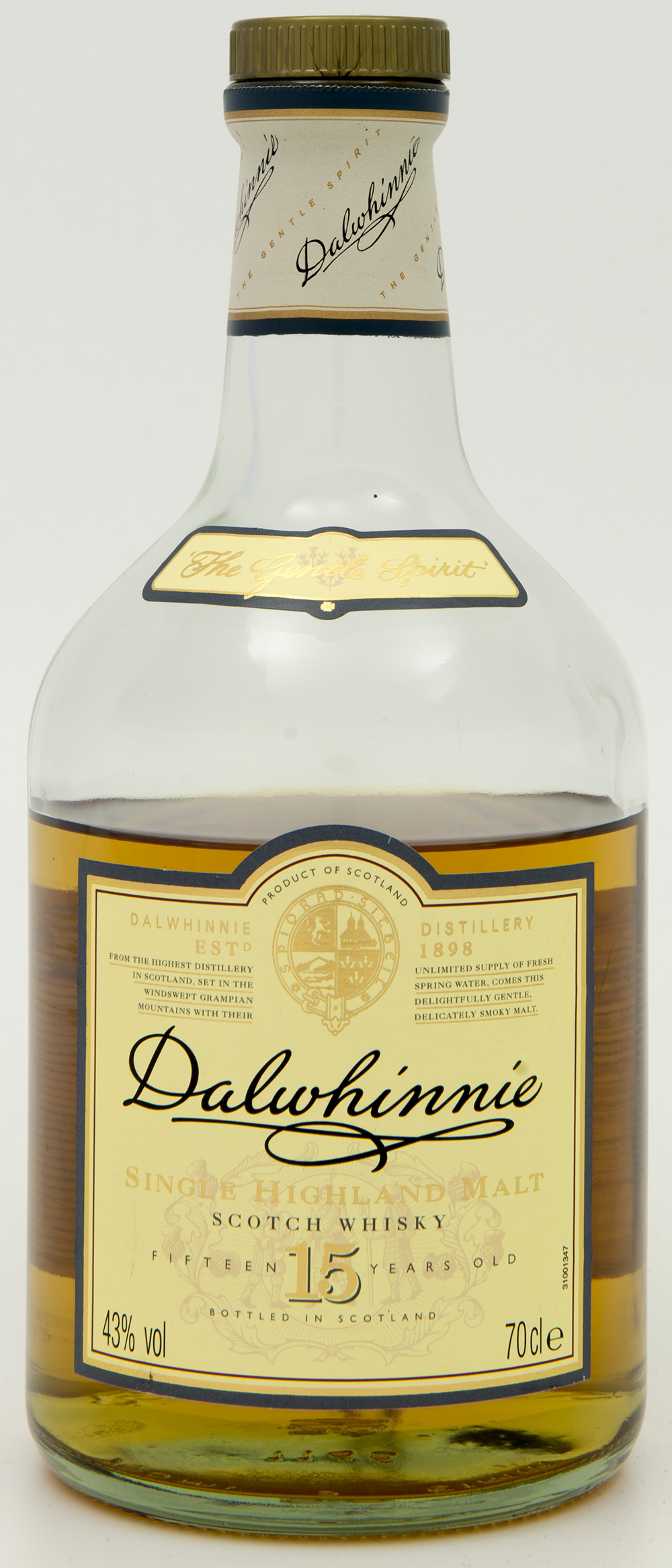 Billede: DSC_8169 - Dalwhinnie 15 - bottle front.jpg