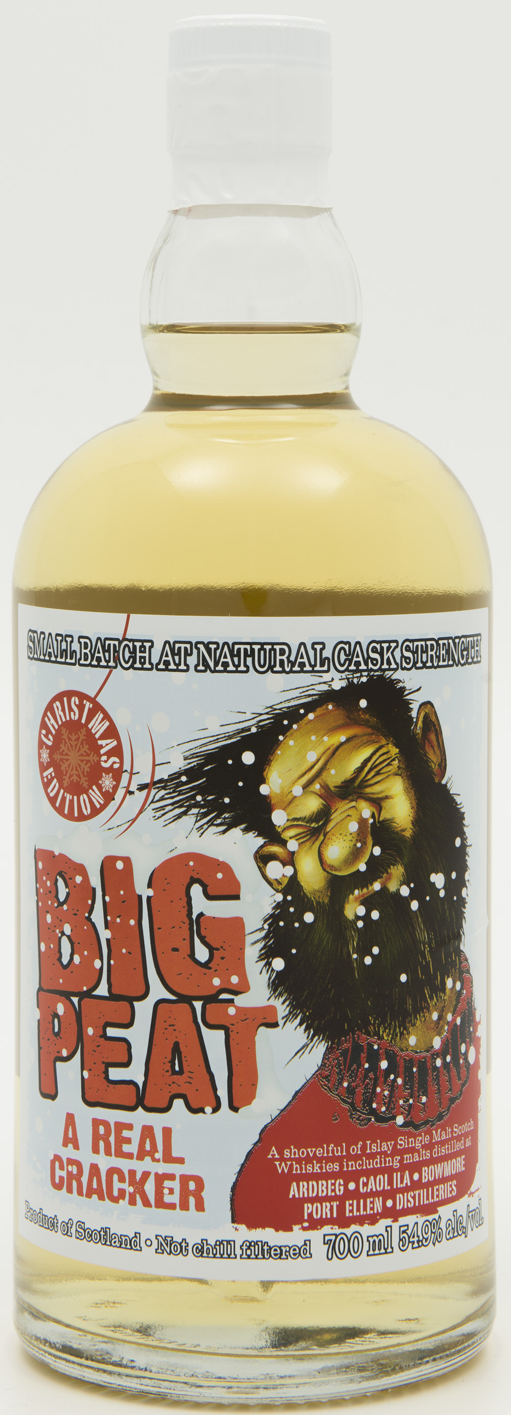 Billede: DSC_3667 Big Peat - Christmas Edition 2013 - bottle front.jpg