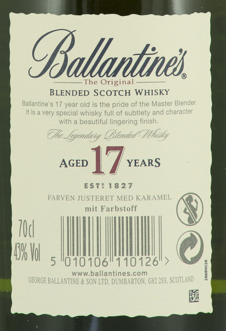 Billede: _DSC5865 Ballantines 17 - back label.jpg